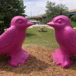 Visual Art: Five-Foot-Tall Birds Coming to Lakeshore State Park