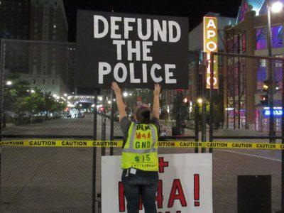 State Senate Debates Anti-Defund Police Bill