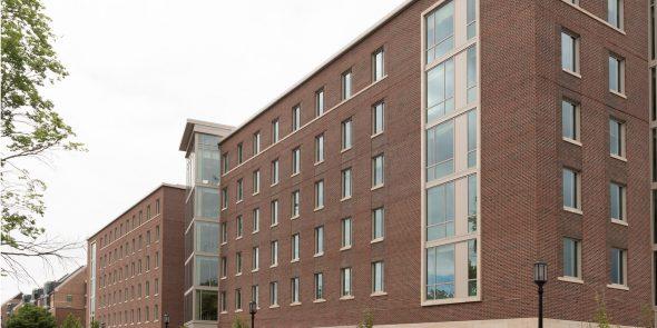 Frieda Parker Hall and Winifred Parker Hall. Photo courtesy of Purdue University. Photo courtesy of Purdue University.