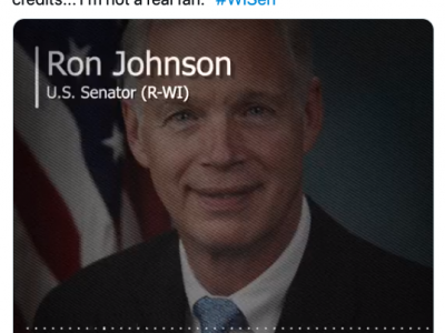 """Triple-Down: Ron Johnson """"Not A Real Fan"""" Of Tax Cuts For Working Families"""