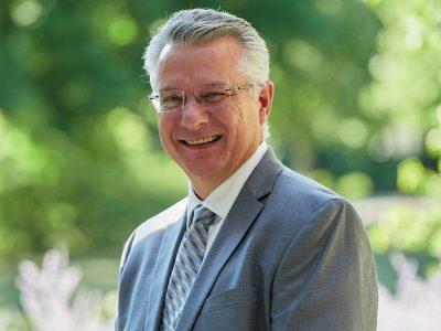 Dr. Dan Scholz Named Cardinal Stritch University's 10th President