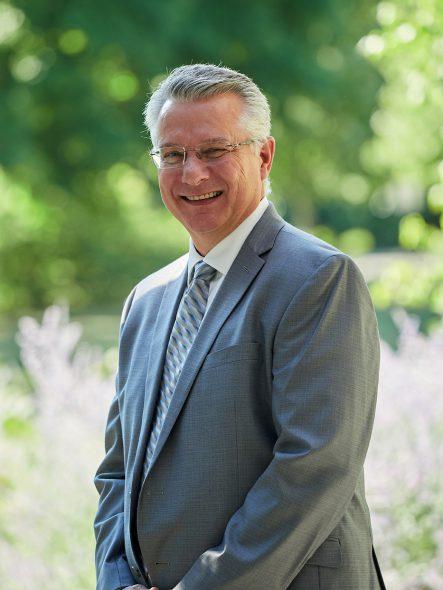 Dan Scholz. Photo courtesy of Cardinal Stritch University.