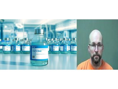 Vaccine Tamperer Gets Three Year Sentence