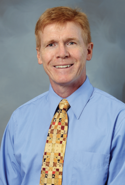 Guy Simoneau. Photo courtesy of Marquette University.