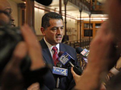 Morales Files Federal Lawsuit Against City