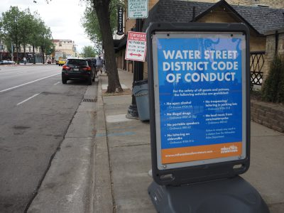 Should Water Street Be Gun-Free District?