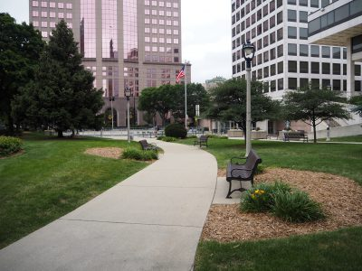 """Visual Art: Milwaukee Downtown Hosting """"Art in the Park"""""""