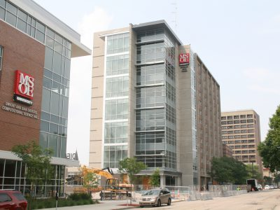 Friday Photos: Viets Tower Nears Completion