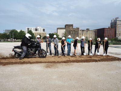 Eyes on Milwaukee: Harley-Davidson Breaks Ground On Museum Expansion