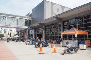 Bike night at the Harley-Davidson Museum. Photo taken July 15th, 2021 by Jeramey Jannene.