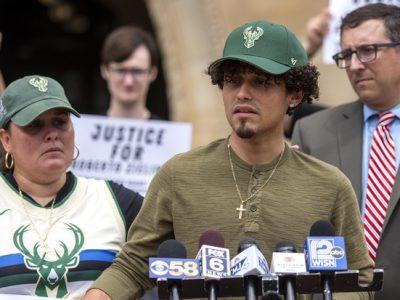 Controversy Over Police Killing of Roberto Zielinski