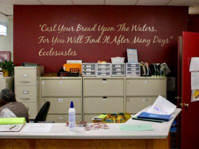 Clinic Treats the Uninsured