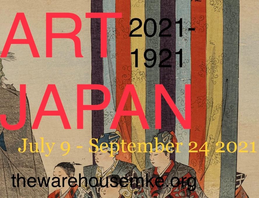 """Art Japan: 2021-1921"""