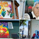 Jack Daniels and Bucks Commission Local Murals