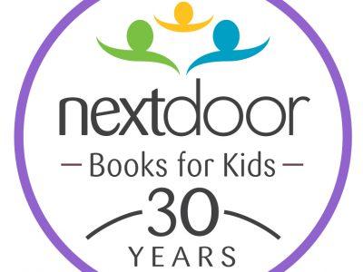 Next Door celebrates 30 years of Books for Kids