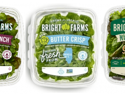 Salmonella Outbreak Traced To Packaged Greens