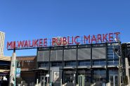 Milwaukee Public Market. Photo by Cari Taylor-Carlson.