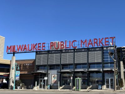 Milwaukee Walks: Third Ward Offers Cosmopolitan Stroll