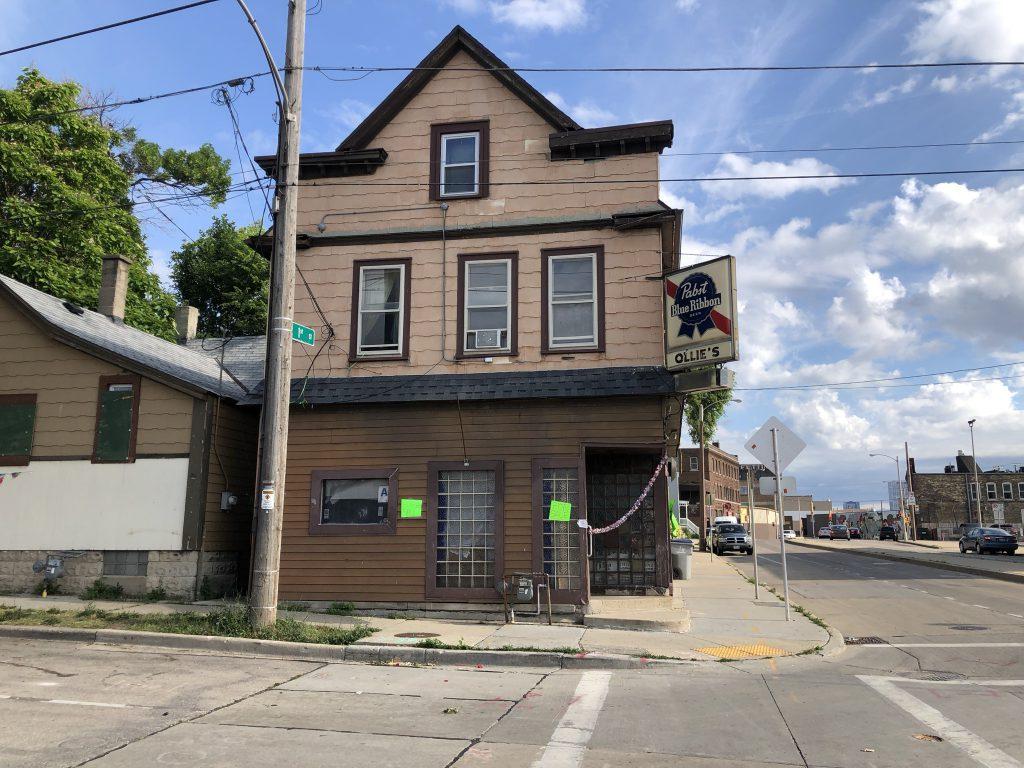 Ollie's, 100-104 W. Maple St. Photo by Jeramey Jannene.