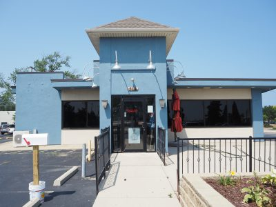 Kelly's Dugout Opening on Layton Avenue