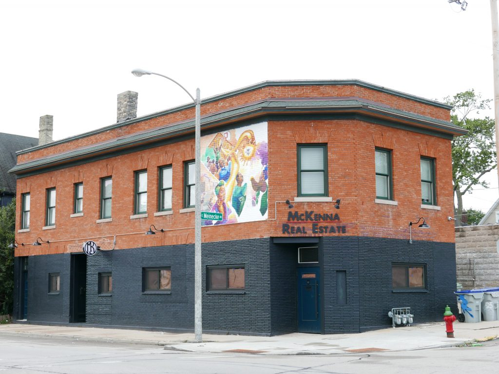 McKenna Real Estate at 2379 N. Holton St. Photo by Graham Kilmer.