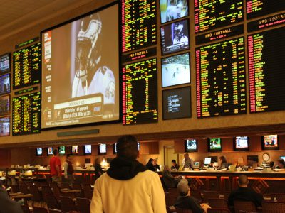 Plan Would Permit Sports Betting