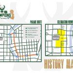 Bucks Parade Scheduled For Thursday Morning