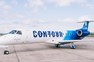 Contour Airlines jet. Image from the airline.