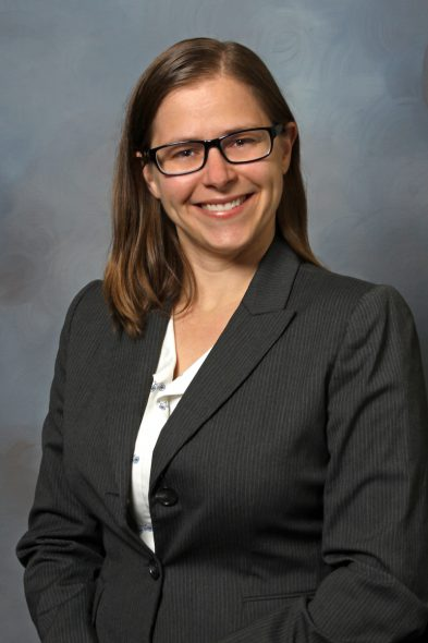 Deanna Arble. Photo courtesy of Marquette University.