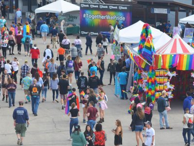 Milwaukee Pride Announces 'PridetoberFest'
