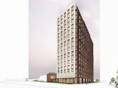 Eyes on Milwaukee: 15-Story Mass Timber Tower for Riverfront