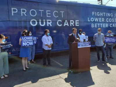 Kaul, Crowley Call For Medicaid Expansion