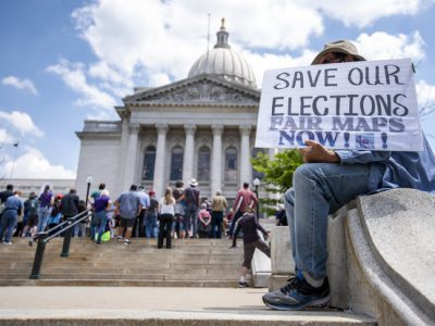 State Dems File First 2021 Redistricting Lawsuit