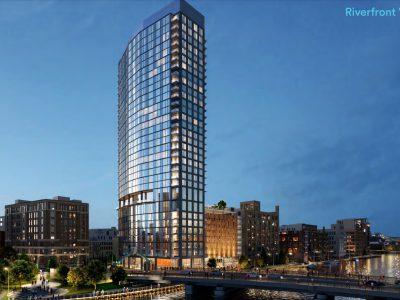 Eyes on Milwaukee: Plan Commission Okays Third Ward Tower