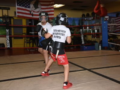 How Ace Boxing Club Keeps Youths on the Right Track