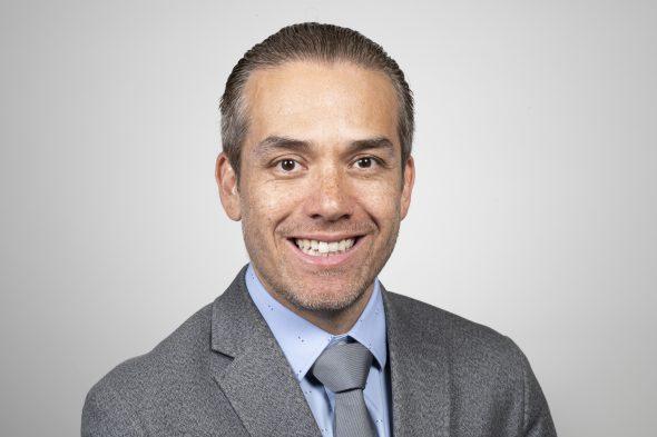 Antonio Diaz. Photo courtesy of MATC.