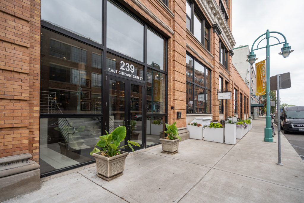 239 E. Chicago St. Photo courtesy of Corley Real Estate.