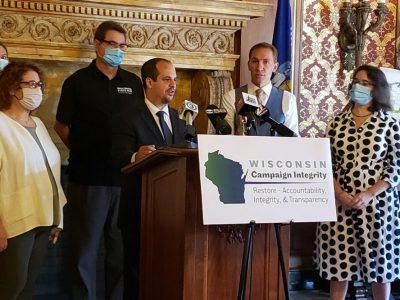 State Democratic Lawmakers Propose Campaign Finance Reforms