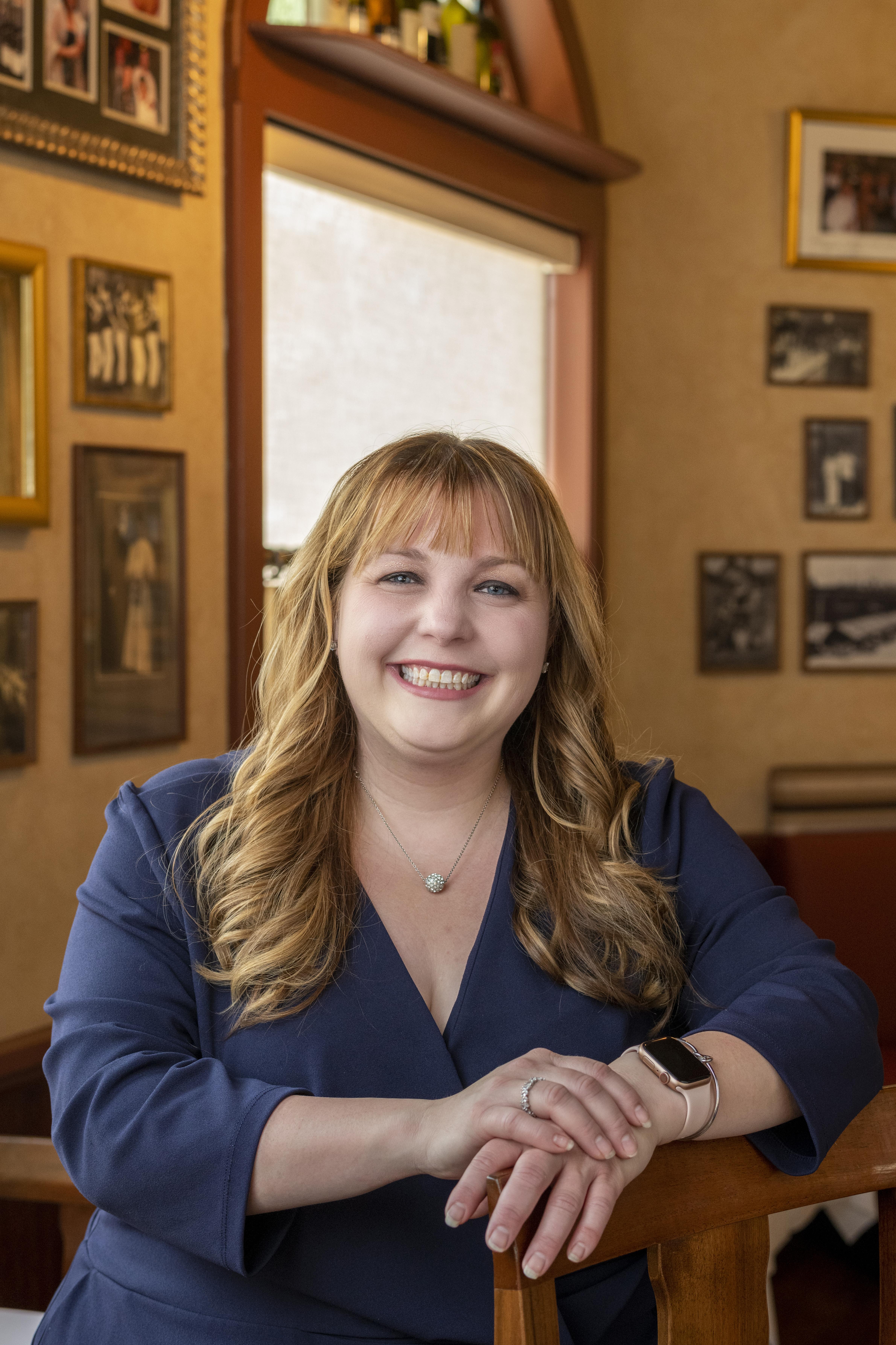 Jenny Wilke. Photo courtesy of The Bartolotta Restaurants.