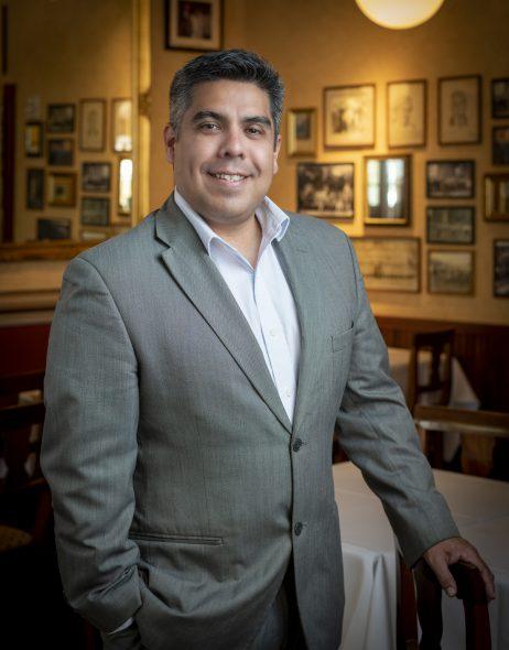 Manny Lara. Photo courtesy of The Bartolotta Restaurants.