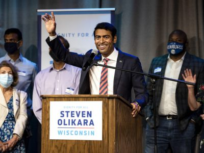 Activist Steven Olikara Joins US Senate Race