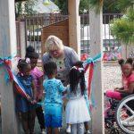 Penfield Children's Center Has New Playground