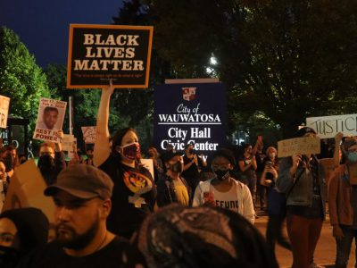 Tosa PD Created Protestor 'Target List'