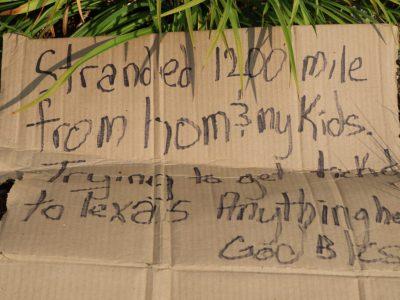 Anti-Panhandler Law Raises Controversy