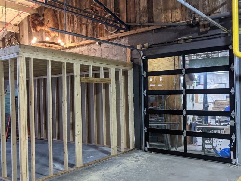 Future home of Amorphic Beer. Photo courtesy of Amorphic Beer.
