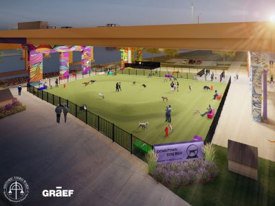 Downtown Dog Park Fundraiser Launched