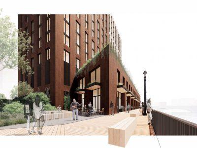 Eyes on Milwaukee: Riverwalk Building Will Be Very Green