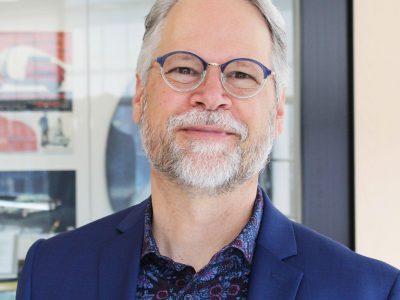 Steven Lee Hansen named MIAD Vice President of Academic Affairs