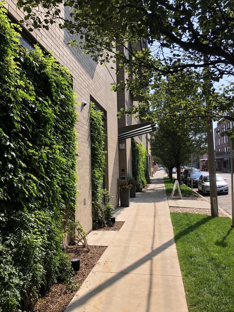 400 block of East Corcoran Avenue. Photo courtesy of Robert Monnat.