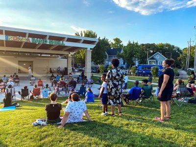 Band Shell Season Extends Performances into September
